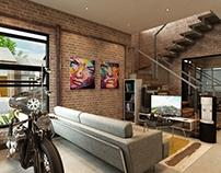 HOUSE - Vikry House Bandung Indonesia