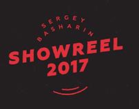 Sergey Basharin Showreel 2017