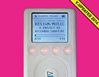 DESIGN / MUSIC