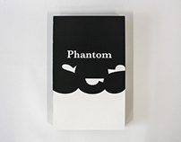Phantom Sea (Hand Bound Typography Book)