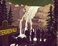 Hike to Health Series Posters