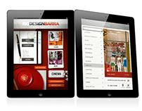 RIO DESIGN BARRA APP (iPad/iPhone)
