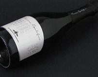 Spadafora // Enrica Spadafora Brut / Braille label