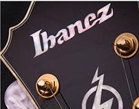 IBANEZ GUITAR.