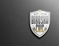Biroska Ch!c - Assinatura Visual