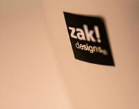 ZAK designs.