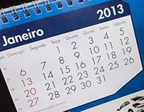 Calendário 2013 – Grupo Promenac Camvel
