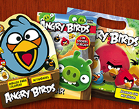 Angry birds • Rovio