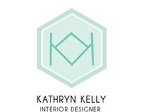 Logo for Interior Designer: Kathryn Kelly