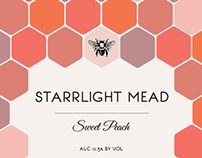 Wine Labels: Starrlight Mead