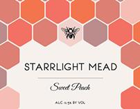Wine Labels: Starrlight Mead