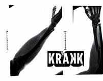 Krakk Skateboard - Cracked Bones First Aid