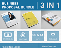 Business Proposal Bundle - Volume 2