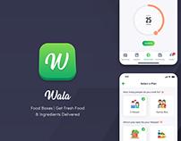 Wala - Get Fresh Food & Ingredients Delivere