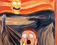 Morty Scream