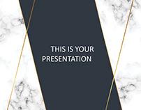 Mallory Free Elegant Presentation Template