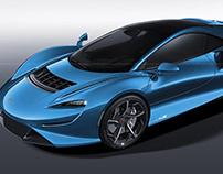 2020 McLaren Elva Coupe