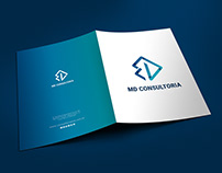 Rebrand Identity MD Consultoria