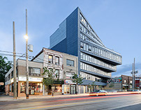 Abacus Lofts in Toronto
