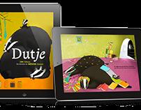 Dutje iPad book