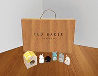 TED BAKER Fashion Show concept