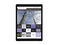 Aerospace Consulting - Website Design