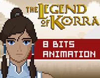Avatar - The Legend of Korra - 8 bits