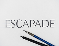 Escapade logo design
