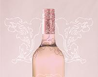 Rosato Wine Label