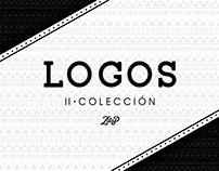 Logos Colección II - Zilap Estudio