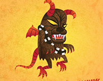 El Chewbbaccabras