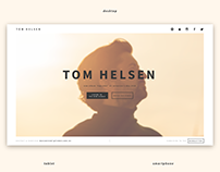 Tom Helsen Web Design & Development