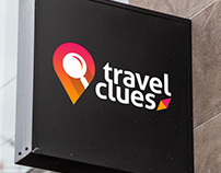 TravelClues Branding
