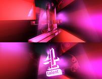 Channel 4 ID rebrand