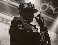 Lee Perry, Mad Professor & The Reverend Sons Of