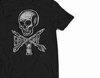 Eighth Day -Skool & arrow- tshirt