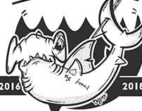 """Segundo Aniversario Cerveza Tiburón"""