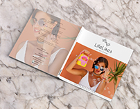 SS17 Catalogue for Jewellery Brand