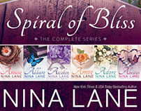 Spiral of Bliss Series by Nina Lane
