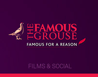 THE FAMOUS GROUSE ONLINE