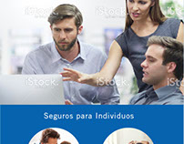 Prudential Seguros - Website Design