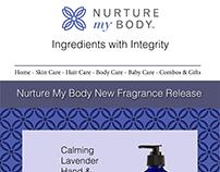 Nurture My Body Newsletter