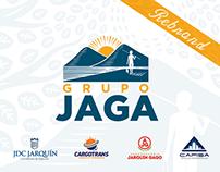 Grupo JAGA • Rebrand