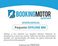 Mailings nuevos módulos Bookingmotor