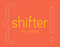 Font | Shifter
