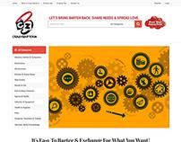 Crazy Barter -- Barter System Ecommerce