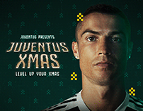 Juventus | Level Up Your Xmas [We Are Social]