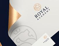 Royal Academy   Branding