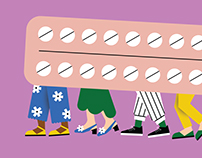 Donna Moderna mag - Birth Control Pill