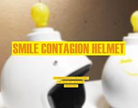 Smile Contagion Helmet Video